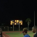 Creek vs BA Scoreboard