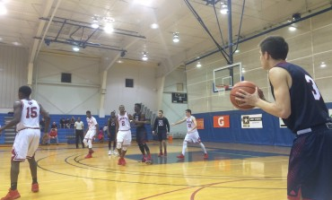 Travon Broadway leads Coral Springs Christian Academy to victory over Cardinal Gibbons | Basketball