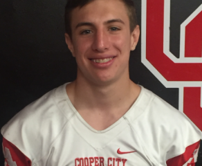 #9 STEALTH TOP 50 Mark Brent, Cooper City Cowboys, Davie, FL.