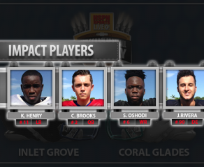 WEEK 1: Players to Watch | Coral Glades