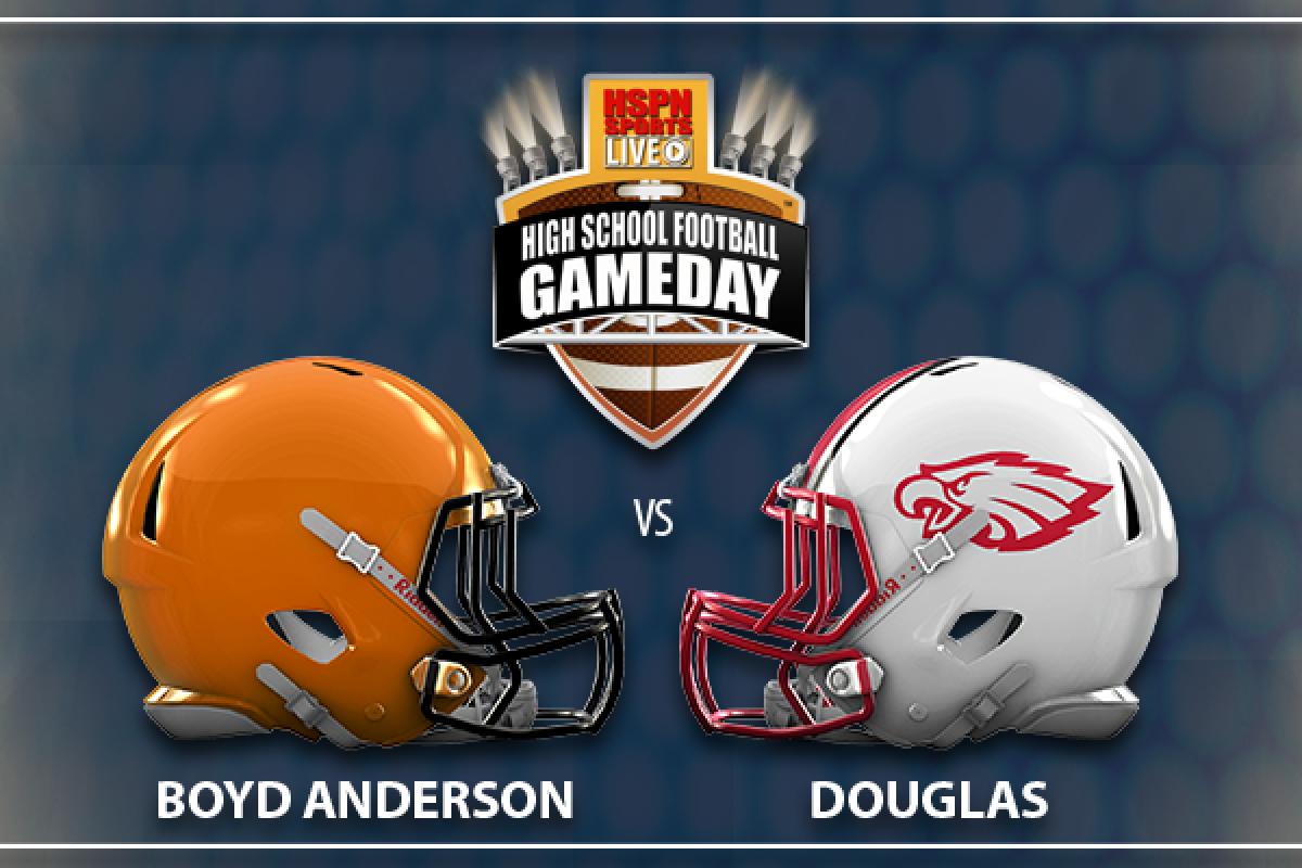 HSPN LIVE – Week 2 – BOYD ANDERSON COBRAS VS DOUGLAS EAGLES