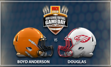 HSPN LIVE - Week 2 - BOYD ANDERSON COBRAS VS DOUGLAS EAGLES