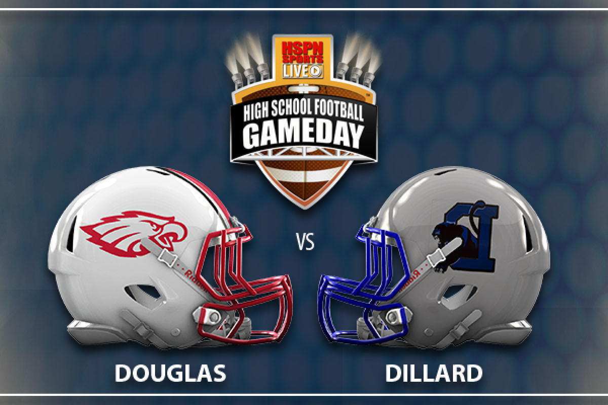 HSPN SPORTS Game Day – Dillard Panthers vs Douglas Eagles