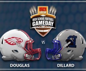 HSPN SPORTS Game Day - Dillard Panthers vs Douglas Eagles