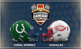 Week #6 - District Play - Coral Springs Colts vs Douglas Eagles Annual 'Pig Bowl'