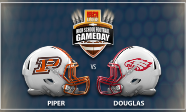 WEEK #6 - 'MONDAY NIGHT FOOTBALL' - PIPER BENGALS vs DOUGLAS EAGLES