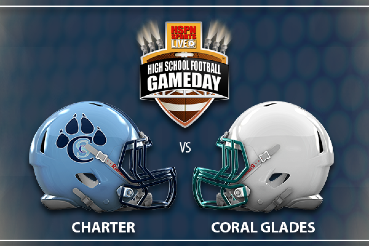 WEEK #7 – GAME 2 – CORAL SPRINGS CHARTER VS CORAL GLADES JAGUARS