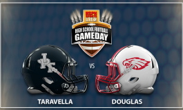 Week #8 - HSPN SPORTS - Taravella Trojans vs Douglas Eagles - LIVE from Cumber Stadium