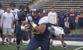 HSPN Alumni - 'The Rocket' Nicholas Sims, Freshman RB #23, University of Toledo