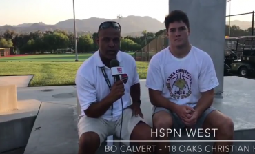 HSPN WEST™ PLAYER INTERVIEWS - Oaks Christian vs Edison Game Day Preview - California