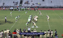HSPN SPORTS FLORIDA - WESTERN WILDCATS (DAVIE, FLORIDA) WIN BIG DISTRICT 8A GAME 43-0