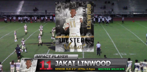 HSPN Sports 'Impact Player of the Game'