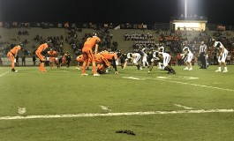 HSPN West California - Halftime Update; Orange Panthers vs. Godinez Grizzlies
