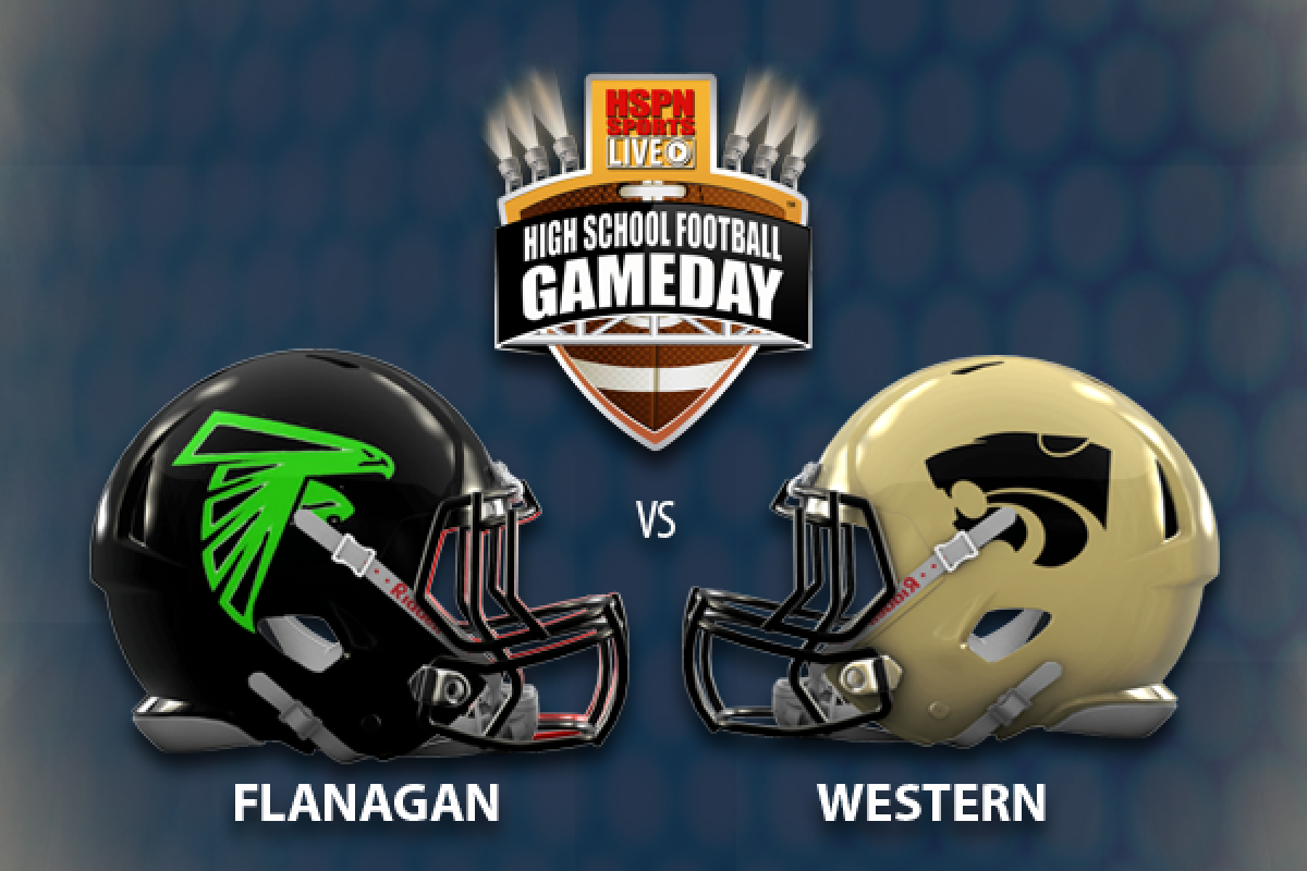 HSPN FLORIDA – LIVE HIGH SCHOOL FOOTBALL BROADCAST – FLANAGAN FALCONS V WESTERN WILDCATS (DISTRICT MATCHUP)