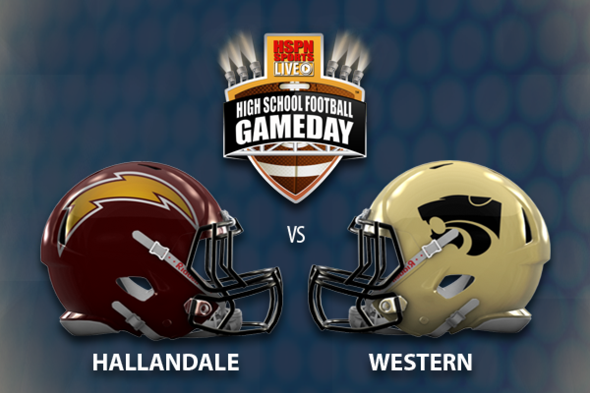 LIVE BROADCAST – HALLANDALE CHARGERS vs WESTERN WILDCATS, DAVIE, FLORIDA – FRIDAY, SEPT 8TH, PRE GAME STARTS AT 6:45PM