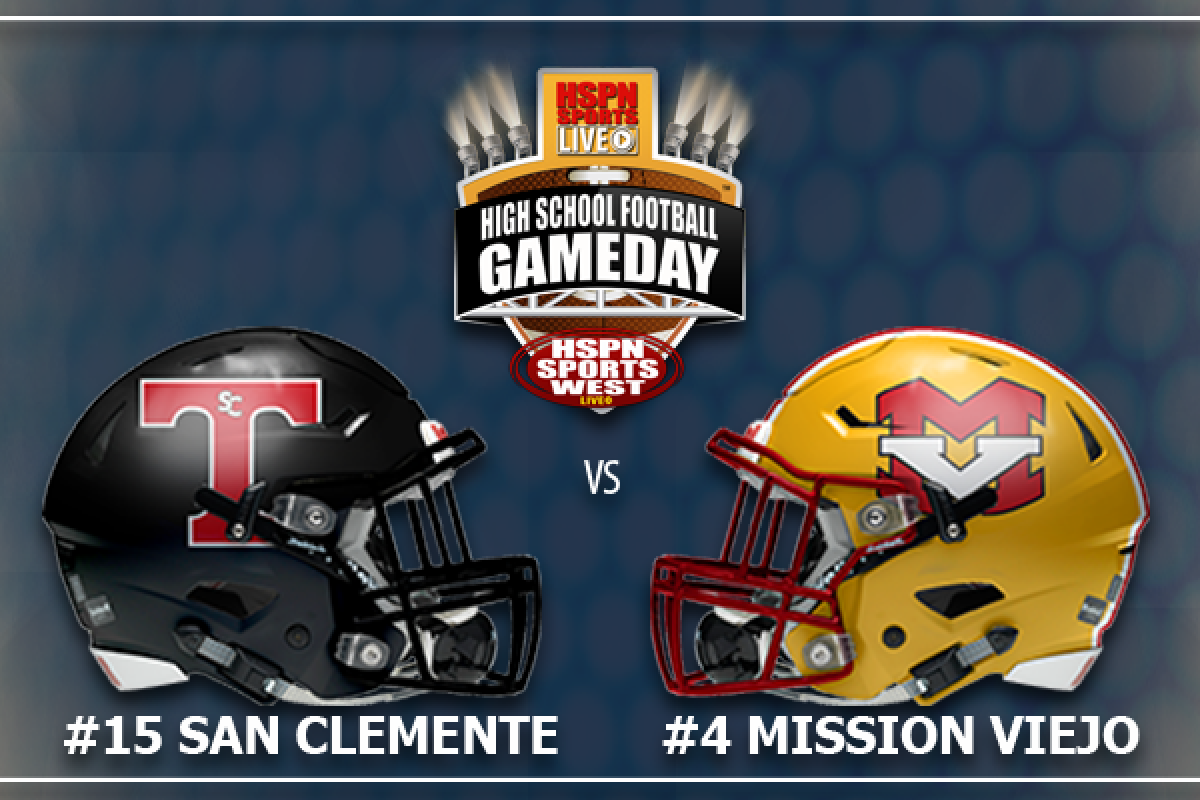 Southland Showdown Friday Night When 9-0 San Clemente Faces 9-0 Mission Viejo
