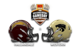 HSPN SPORTS FLORIDA - LIVE BROADCAST; WESTERN DEFEATS HALLANDALE 29-8