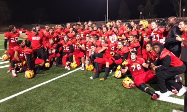 The End of An Era:  Coach Johnson Closes Out 18 Year Mission Viejo Tenure; Undefeated 10-0 With A 49-21 Win Over Rival San Clemente