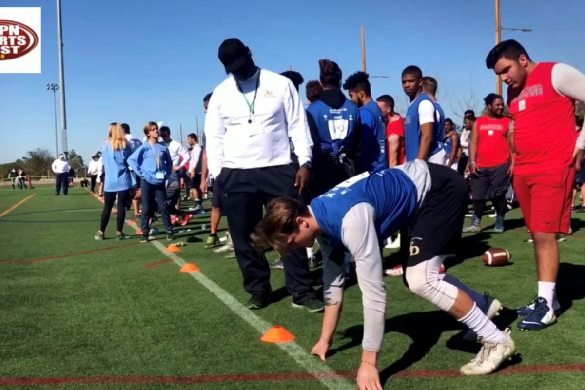 California Showcase Provides Another Chance for Local Senior Football Players